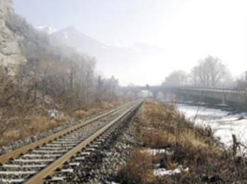 Sfalcio aree ferroviarie ed industriali